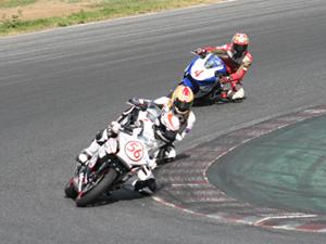 8月4日筑波ロードレース選手権シリーズ第4戦