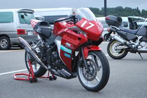 CBR250RレーシングステップキットType2-S-Type販売開始!!