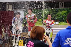 鈴鹿ツインサーキットCBR250Rカップ第1戦